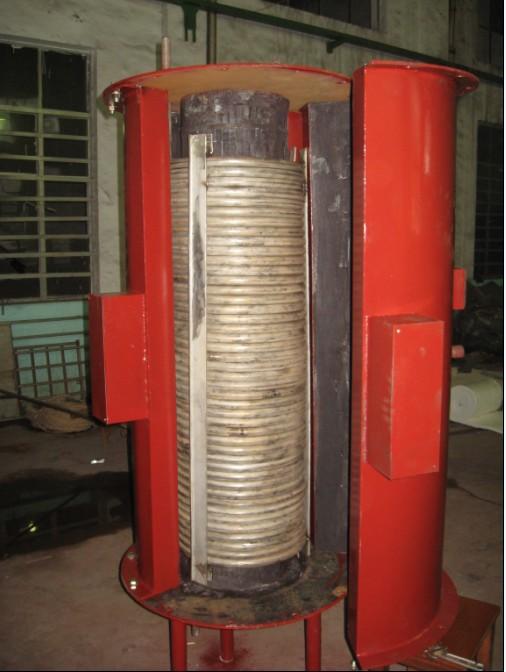 SJSZ 南通盘管型远红外辐射加热装置
