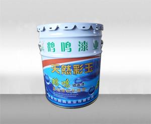 涂料桶自选超市