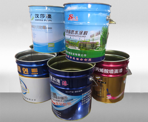 包装金属罐生产