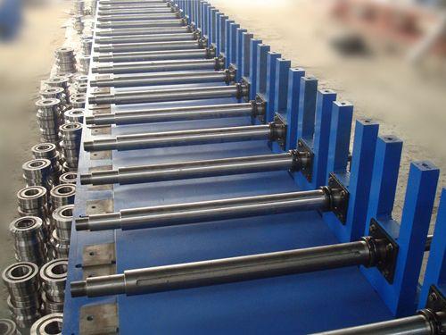 【技巧】立体车库型材设备工序 汽车型材冷弯设备优势上的介绍