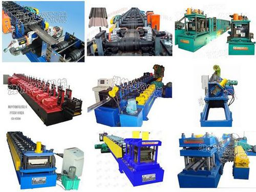 冷弯型钢设备厂家