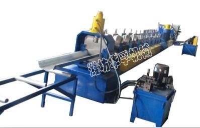 金属天沟水槽机设备
