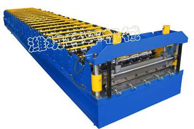 【优选】立体车库型材设备运行步骤 汽车型材冷弯设备有哪些组成