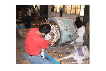 低壓電機修理