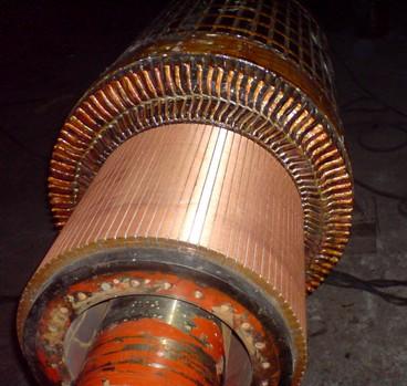 新乡牵引电机修理
