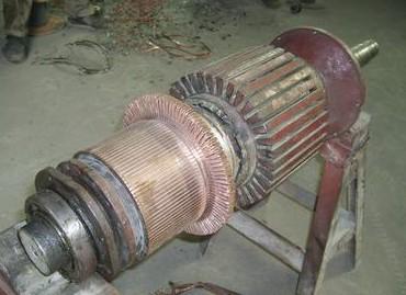 河南牵引电机维修