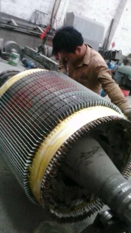 高壓電機修理廠家