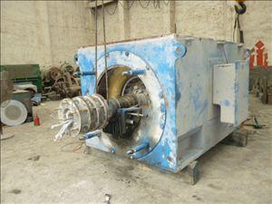 河北高壓電機維修