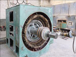 河南高壓電機修理廠