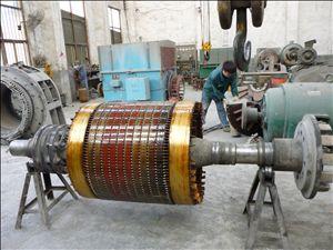 高壓電機修理
