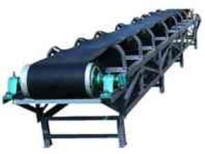 河北DTII型固定式带式输送机