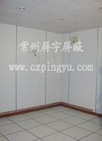 焊接式�磁屏蔽室(�C房)