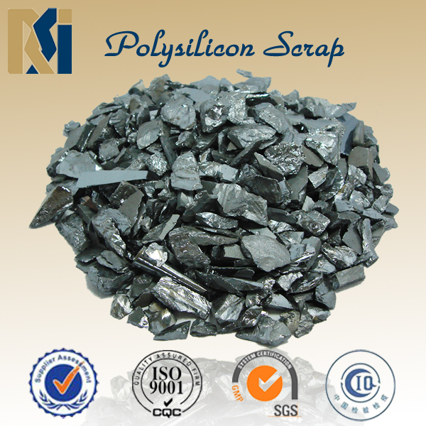 polysilicon waste