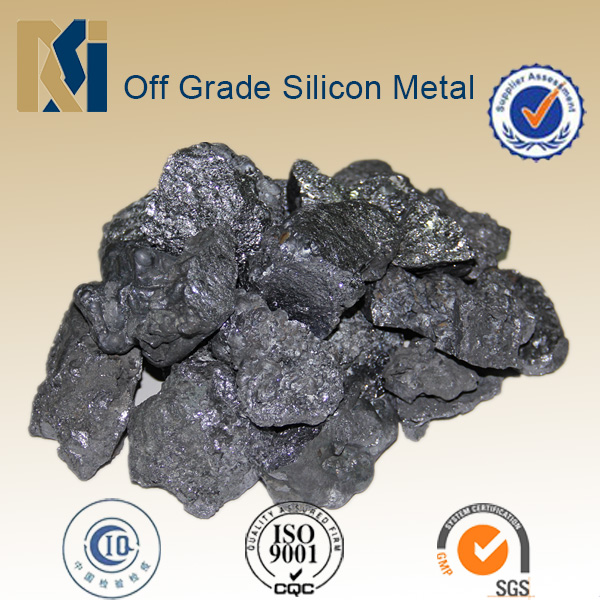 off grade silicon metal