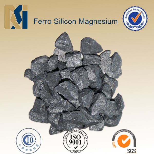 RE-Si-Mg ferro alloys
