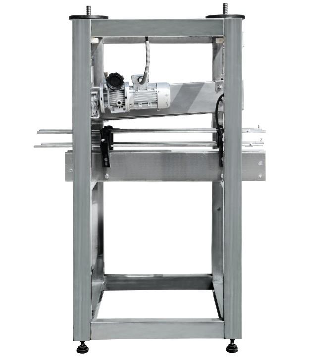 直线式塑料防盖压盖机