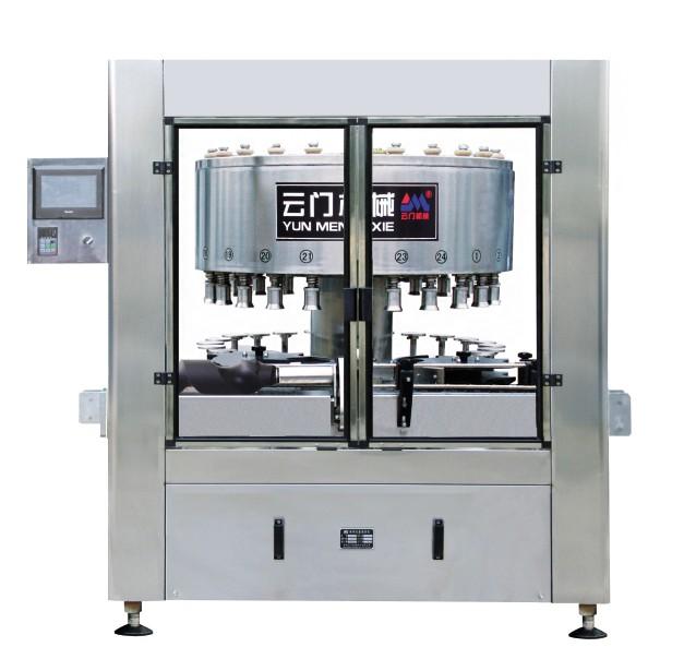 电子调量式灌装机