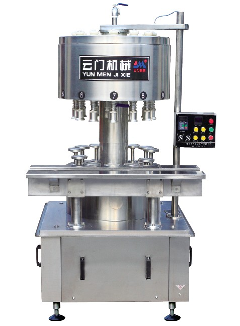 青州电子调量式灌装机