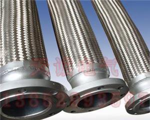 齐发国际_不锈钢金属软管波纹管