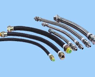 防尘挠性连接管