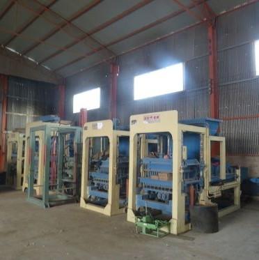 QT6-15A型免烧砖机厂家