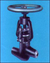 YZF7-2 J61焊接式截止阀