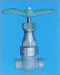 YZF6-2承插焊锻钢闸阀