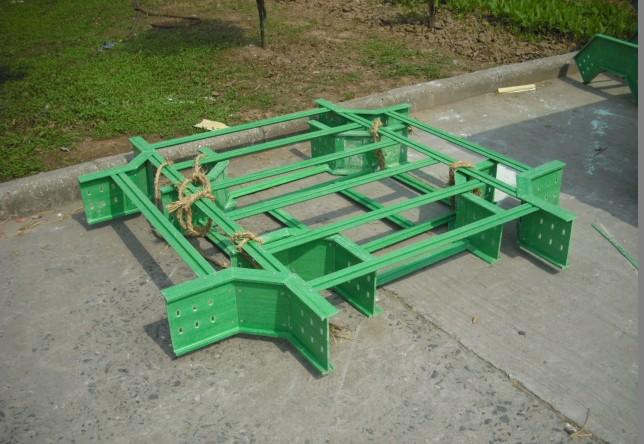 BHQ型玻璃钢电缆桥架
