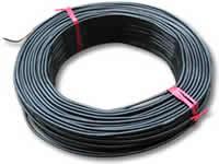 PVC护套紫铜管缆