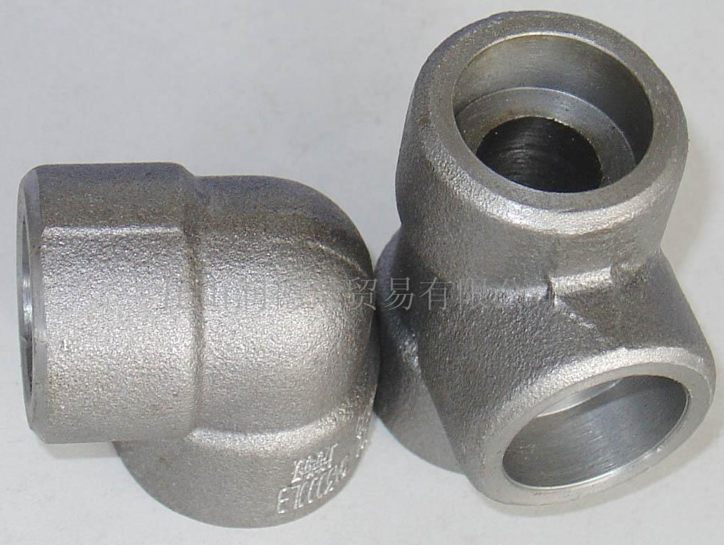 承插焊弯头(用于液压工程中)