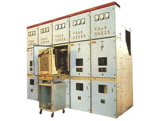 KYN28A-12(Z)(GZS1)型户内金属铠装中置式开关设备