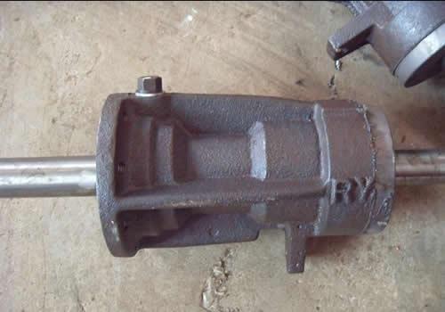 热油泵总承
