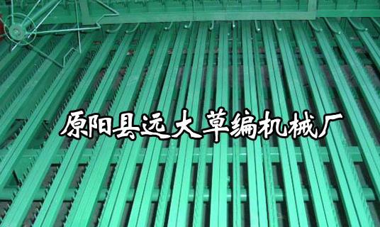 广西草席机