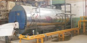 真空燃油锅炉
