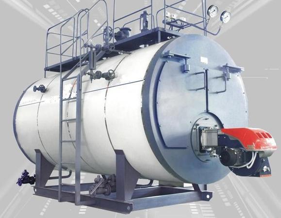生物质燃气烧锅炉