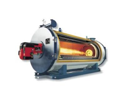 卧式导热油炉