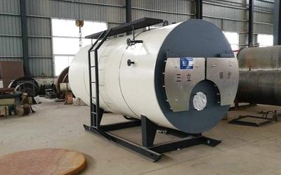 新型燃气蒸汽锅炉
