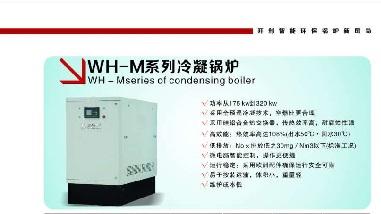 M系列冷凝锅炉