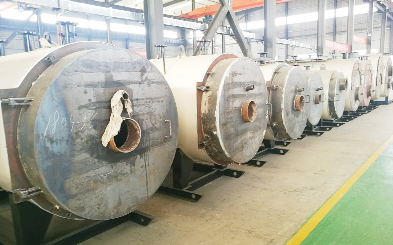 全预混冷凝低氮模块锅炉