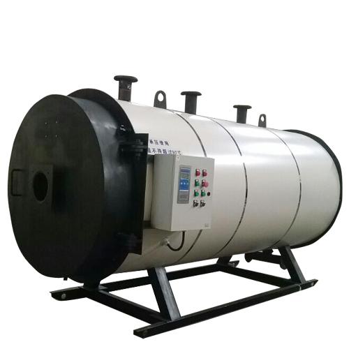 铸铁低氮冷凝锅炉