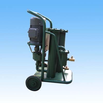 LYC-50型精密过滤加油滤油车