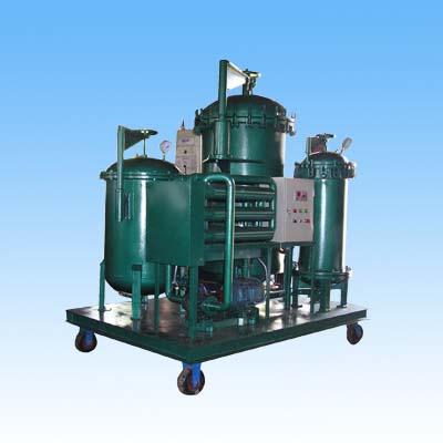 聚结分离式滤油机