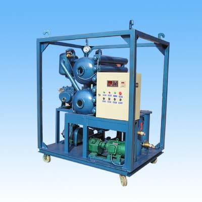 多功能双级滤油机