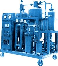 绝缘油再生专用真空滤油机