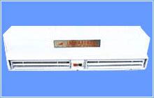 电热型风幕机