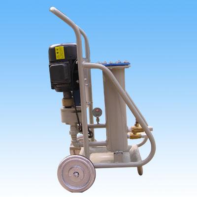 滤芯滤油车