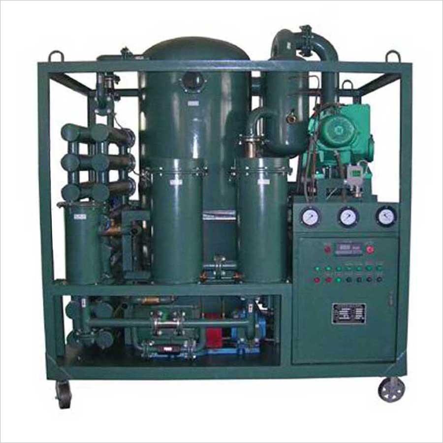 变压器油净油机