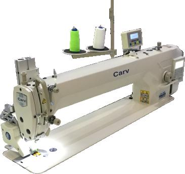 长臂缝纫机电子拖轮