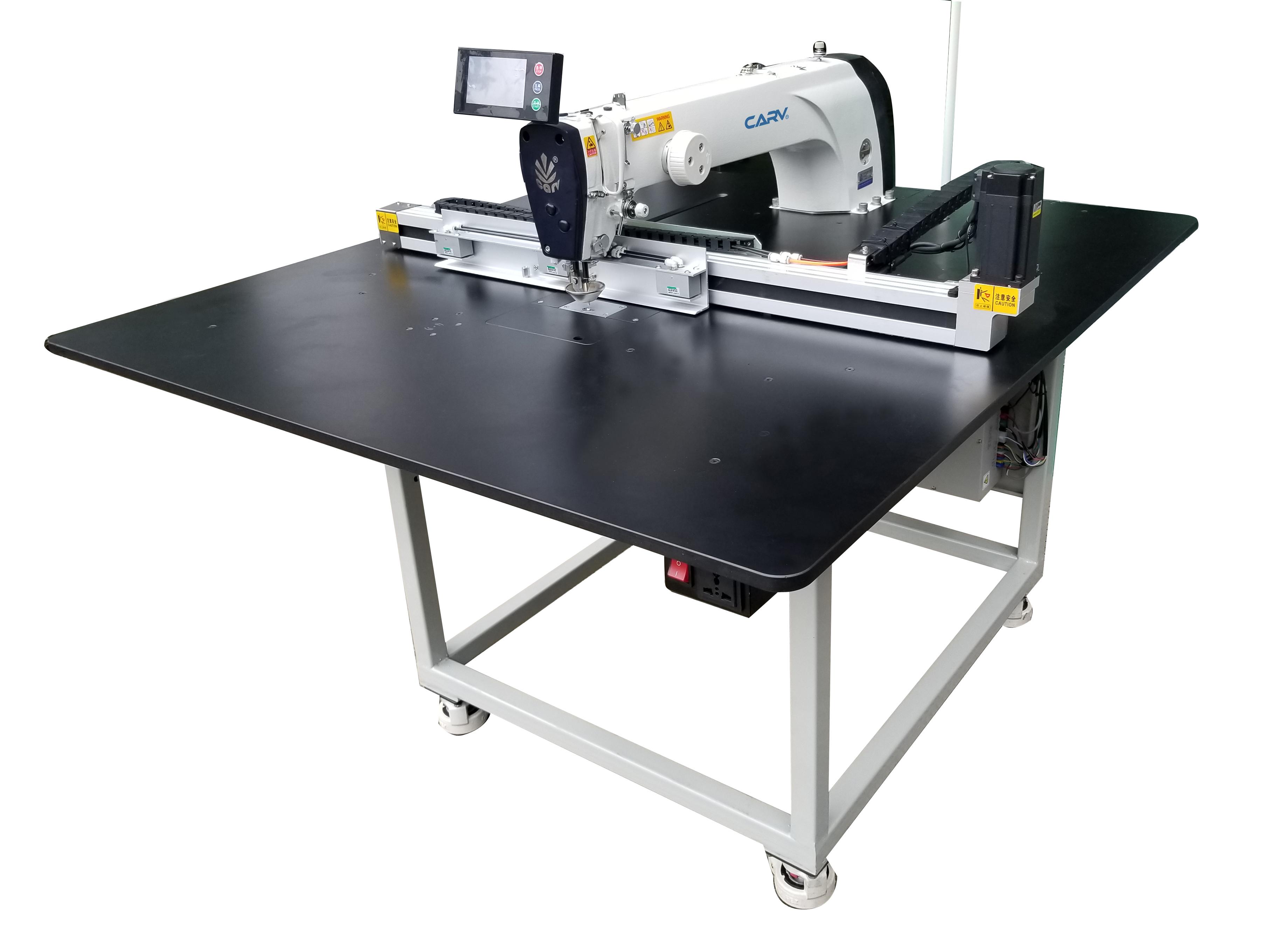小型激光模板缝纫机