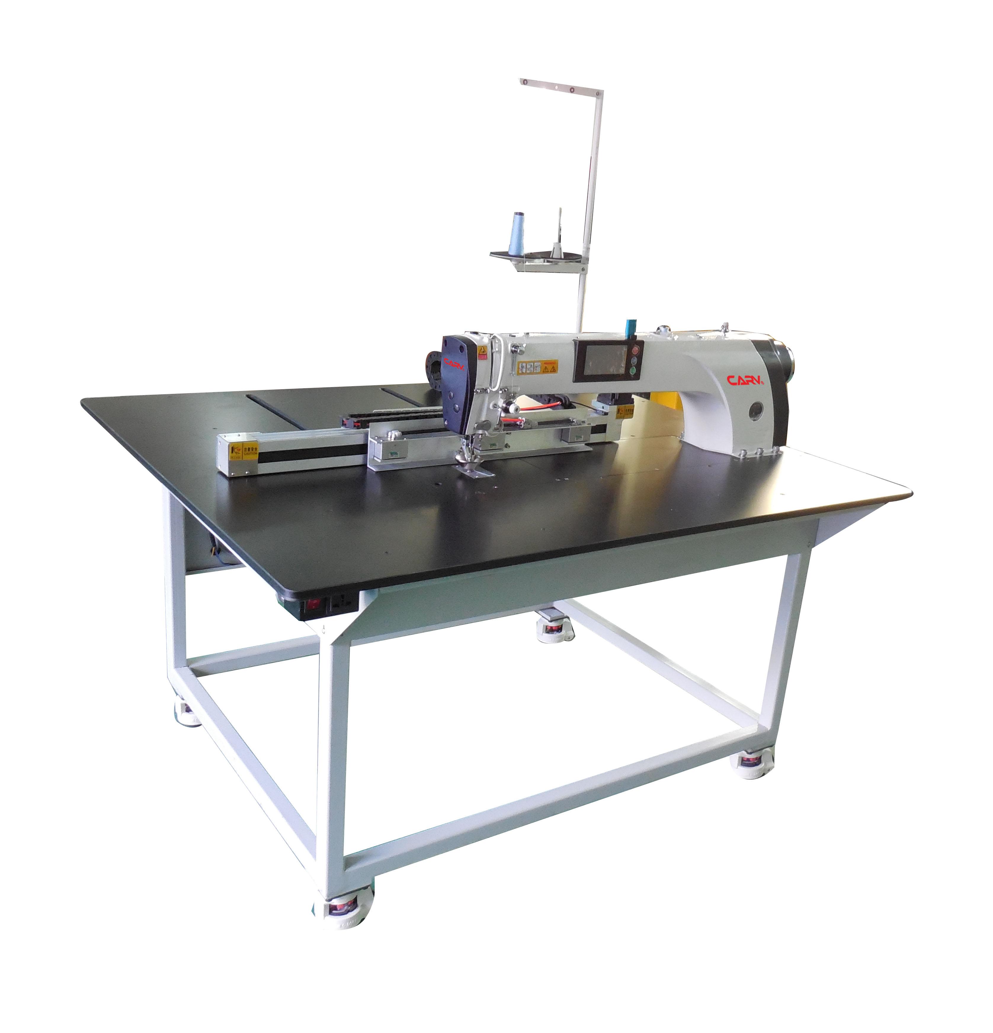 小型模板缝纫机